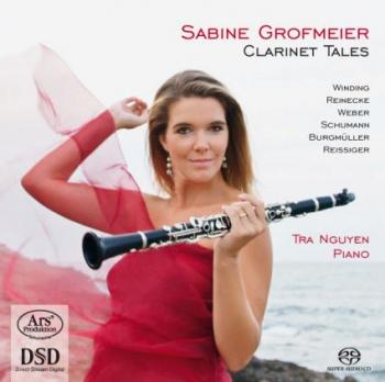 klarinetten begleitung cd